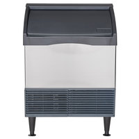 Scotsman CU1526SA-1A Prodigy Series 26 inch Air Cooled Undercounter Small Cube Ice Machine - 150 lb.