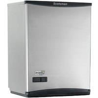Scotsman EH222SL-1D Prodigy Plus Eclipse Series 22 inch Remote Condenser Small Cube Ice Machine - 850-1030 lb.
