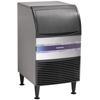 Scotsman CU0920MA-1A 20 inch Air Cooled Undercounter Medium Cube Ice Machine - 100 lb.