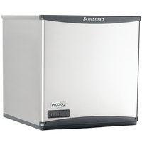 Scotsman N0422W-1D Prodigy Plus Series 22 15/16 inch Water Cooled Nugget Ice Machine - 455 lb.