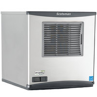 Scotsman N0422A-1D Prodigy Plus Series 22 15/16 inch Air Cooled Nugget Ice Machine - 420 lb.