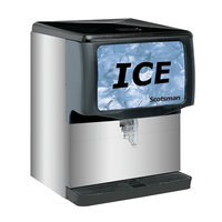 Scotsman ID250B-1A Modular Countertop Ice Dispenser - 250 lb.