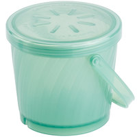 GET EC-13 16 oz. Jade Green Reusable Eco-Takeouts Soup Container   - 12/Case