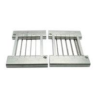 Nemco 56539-3 3/8 inch Blade Assembly Set