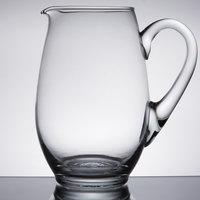 Libbey 1783127 Mario 58 oz. Glass Pitcher - 6/Case