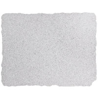 Cal-Mil SS3039-30 Gourmet Display 23 inch x 30 inch Gray Rectangular Simulated Quarry Stone Acrylic Tray
