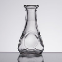 Libbey 5058 1.5 oz. Glass Pinch Decanter / Bud Vase - 144/Case