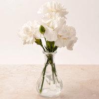 Libbey 5058 1.5 oz. Glass Pinch Decanter / Bud Vase - 144/Case