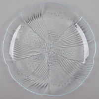 Libbey 15506 Harmony 7 5/8 inch Glass Salad Plate - 36/Case