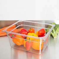 Cal-Mil Clear Housing Insert Pan - 10 inch x 12 inch x 6 inch