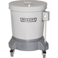 Hobart SDPE-11 20 Gallon Polyethylene Salad Dryer