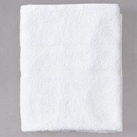 Hotel Bath Mat - Gold 22 inch x 34 inch 86/14 Cotton / Poly 9 lb. - 12/Pack