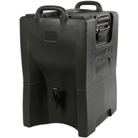 Carlisle IT100003 Onyx Black 10 Gallon Insulated Beverage Server