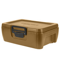 Carlisle IT16043 Cateraide™ IT Caramel Top Loading 6 inch Deep Insulated Food Pan Carrier