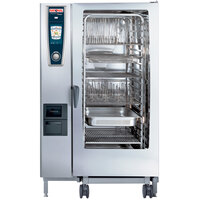 Rational SelfCookingCenter 5 Senses Model 202 A228106.12 Combi Oven with Twenty Full Size Sheet Pan Capacity - 208/240V 3 Phase
