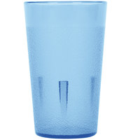 5 oz. Blue Pebbled Plastic Tumbler   - 12/Pack