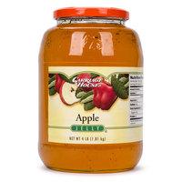 Apple Jelly 4 lb. Glass Jar - 6/Case