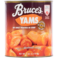 Bruce's Cut Sweet Potatoes in Light Syrup #10 Can