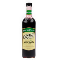 DaVinci Gourmet 700 mL Marionberry All Natural Flavoring / Fruit Syrup