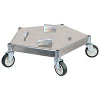 Bar Maid DOL-100 Heavy Duty Keg and Pail Dolly - 400 lb. Capacity