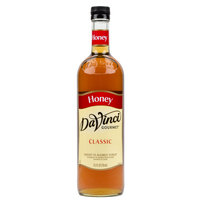 DaVinci Gourmet 750 mL Classic Honey Flavoring Syrup