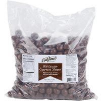 DaVinci Gourmet 5 lb. Milk Chocolate Covered Espresso Beans