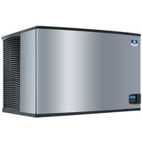 Manitowoc IY-1804A Indigo Series 48 inch Air Cooled Half Size Cube Ice Machine - 208V, 1 Phase, 1860 lb.