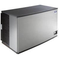 Manitowoc IYT1900A Indigo Series 48 inch Air Cooled Half Size Cube Ice Machine - 208V, 1 Phase, 1900 lb.