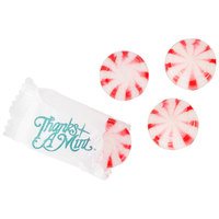 Customizable Red Peppermint Starlites - 1000/Case