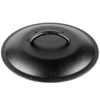 Lodge L8IC3 10 1/4 inch Pre-Seasoned Cast Iron Cover