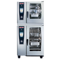 Rational 60.71.929 Stacking Kit with Feet for 61 on 61 Gas Combi Duo Ovens