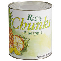 Regal Foods Pineapple Chunks in Natural Juice - #10 Can