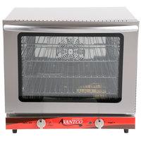 Avantco CO-28 Half Size Countertop Convection Oven, 2.3 Cu. Ft. - 208/240V, 2800W
