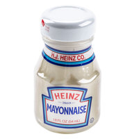 Heinz Mayonnaise 1.80 oz. Mini Bottle   - 60/Case