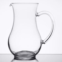 Arcoroc 59319 16.75 oz. Glass Pitcher with Pour Lip by Arc Cardinal - 6/Case