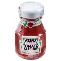 Heinz Ketchup 2.25 oz. Mini Bottle   - 60/Case