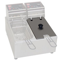 Cecilware 08049L Fryer Tank Cover for EL6 120 Electric Fryers