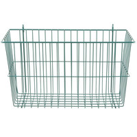 Metro H212K3 Metroseal 3 Storage Basket for Wire Shelving 17 3/8 inch x 7 1/2 inch x 10 inch
