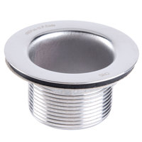 Nemco 77330 Spadewell Drain with Gasket and Flange Nut for Dipper Wells