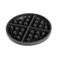 Nemco 77082-S Removable Non-stick Belgian Grid Assembly for Waffle Bakers - Top