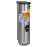 Bunn 39600.0031 TDO-N-3.5 3.5 Gallon Narrow Iced Tea Dispenser with Lift Handle