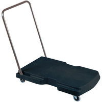 Rubbermaid 4400 Single Handle Utility Platform Truck - 30 1/2 inch x 20 1/2 inch (FG440000BLA)
