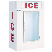 Master Bilt IM-45G Indoor Ice Merchandiser - 46.2 cu. ft.