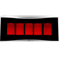 Bromic Heating BH0110003 Platinum Smart-Heat 500 Series Natural Gas Outdoor Patio Heater - 39,800 BTU
