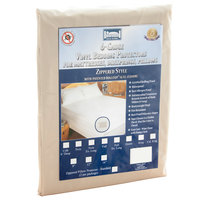 Bargoose Zippered Vinyl Bed Bug Proof Hotel King Mattress Encasement