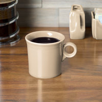 Homer Laughlin 453330 Fiesta Ivory 10.25 oz. Mug - 12/Case