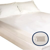 Bargoose Elite Zippered Bed Bug Proof Long Full Mattress Encasement