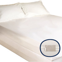 Bargoose Hybrid Zippered Bed Bug Proof Regular Twin Mattress Encasement