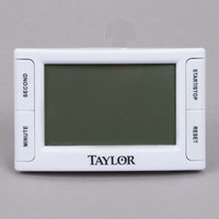 Taylor 5896 Pro Jumbo Readout Digital Timer with Memory and Alarm