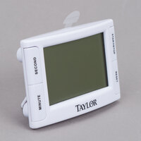 Taylor 5896 Pro Jumbo Digital Timer with Memory and Alarm